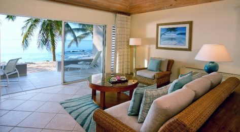 beach front room curtain bluff